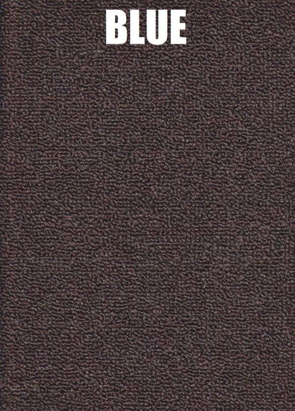 blue - bettina polypropylene carpet
