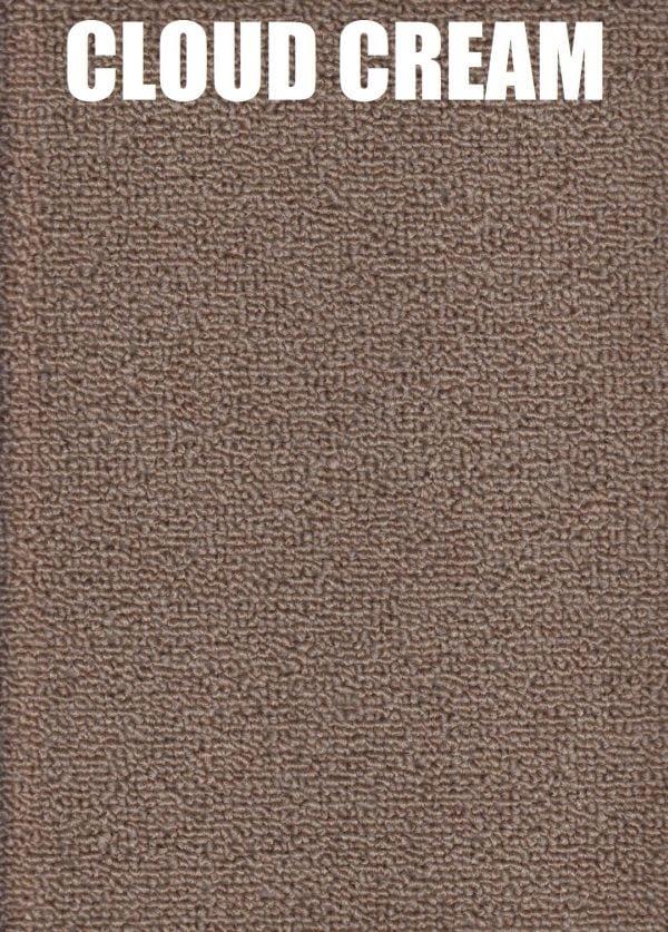 cloudcream - bettina polypropylene carpet