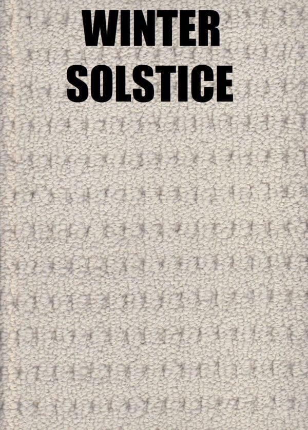 Winter Solstice - Arlington Lane Solution Dyed Nylon Carpet