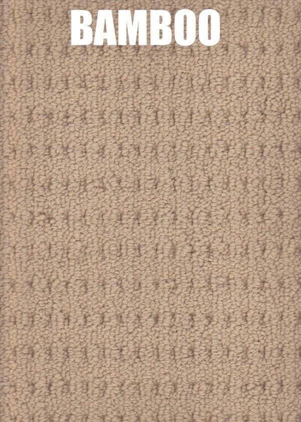 Bamboo - Arlington Lane Solution Dyed Nylon Carpet
