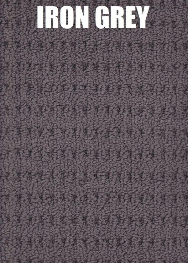 Iron Grey - Arlington Lane Solution Dyed Nylon Carpet
