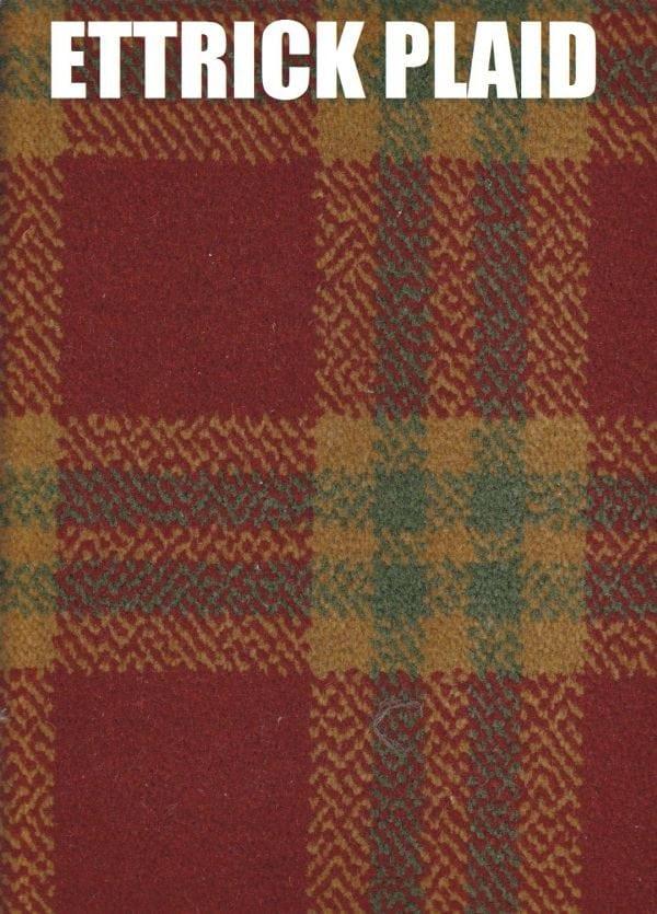 Ettrick plaid Abbotsford Carpet Texture