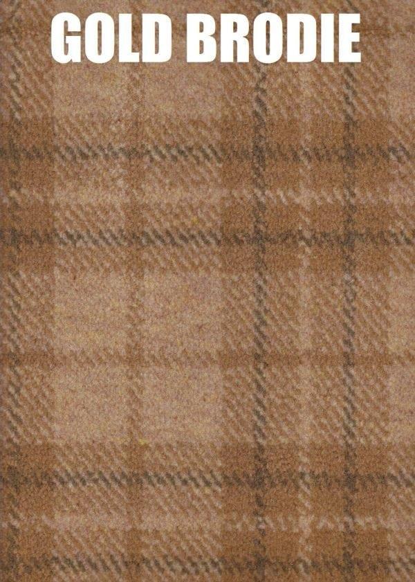 Gold brodie abbotsford carpet texture