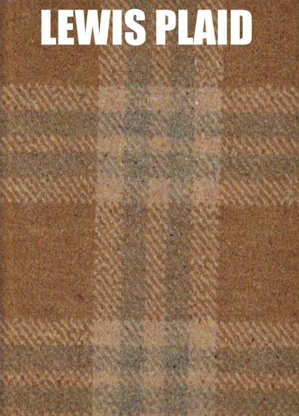 Lewis plaid abbotsford carpet texture