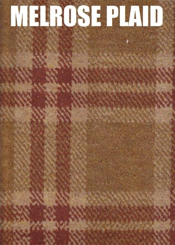 Melrose plaid abbotsford carpet texture