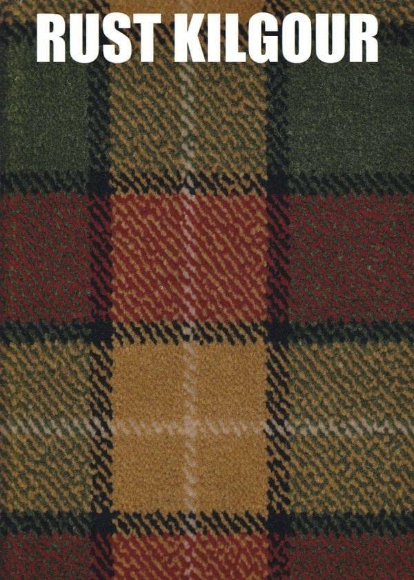 Rust kilgour abbotsford carpet texture