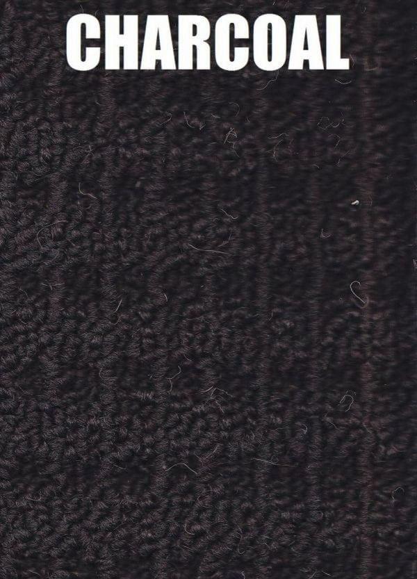 charcoal - Daytona Polypropylene Carpet