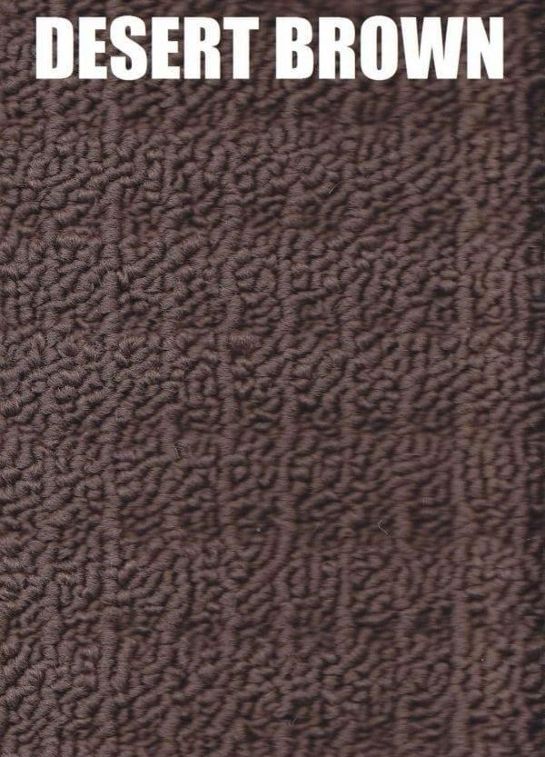 desert brown - Daytona Polypropylene Carpet