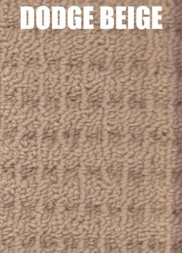 dodge biege - Daytona Polypropylene Carpet