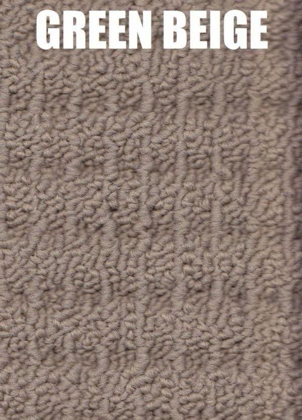 green beige - Daytona Polypropylene Carpet