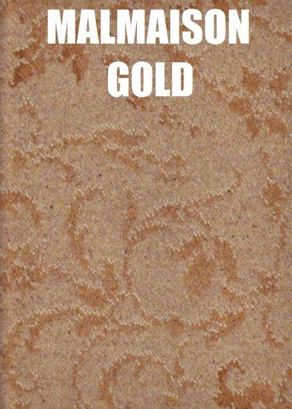 Mailmaison gold Laura Ashley collection carpet