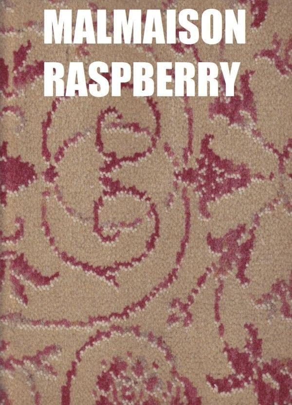 Mailmaison raspberry Laura Ashley collection carpet