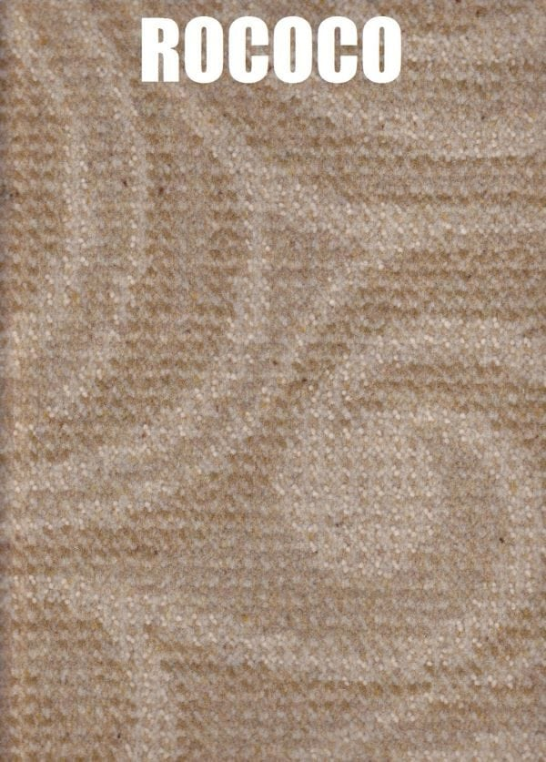 Rococo - Llewellyn Bowen Woven Carpet Collection
