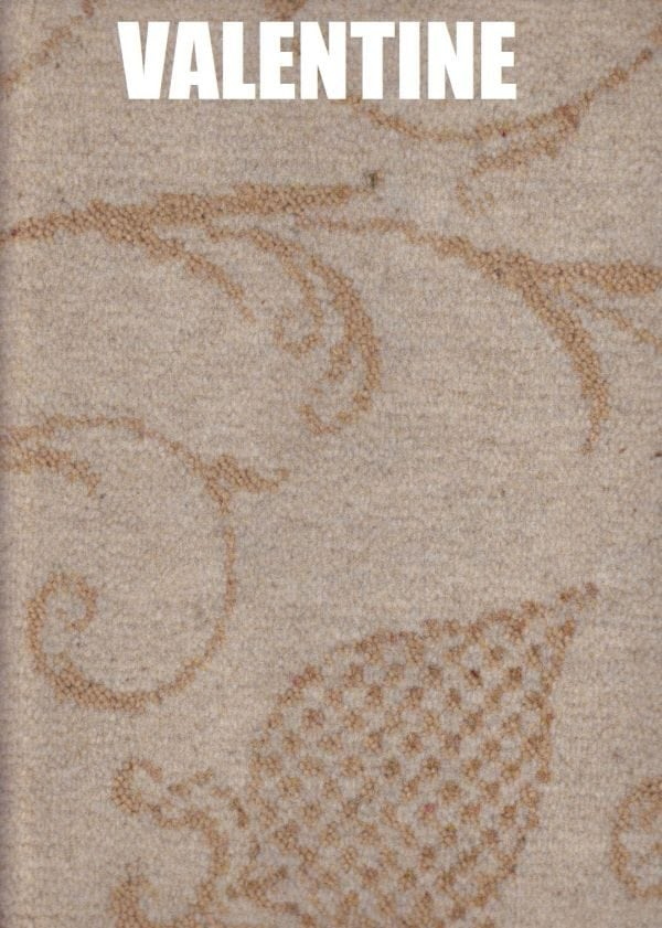 Valentine - Llewellyn Bowen Woven Carpet Collection