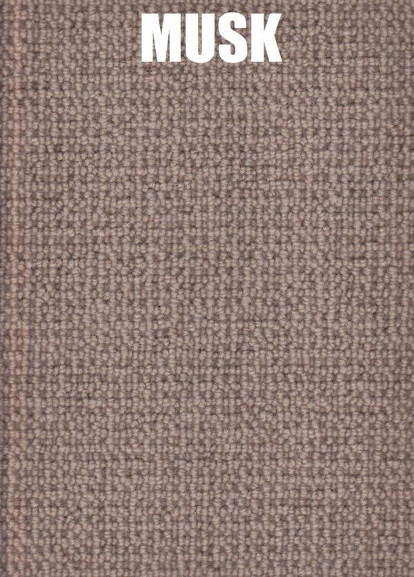 Musk - Marocain Drysdale Wool Carpet