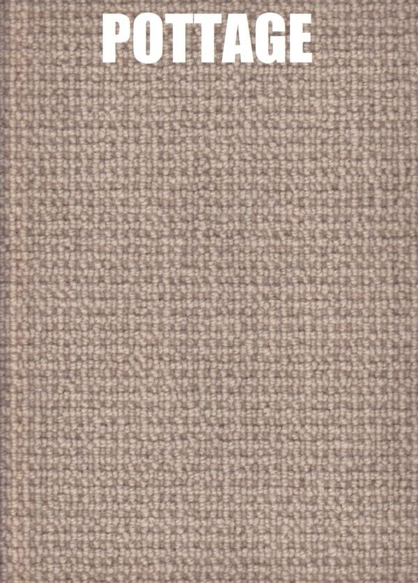 Pottage - Marocain Drysdale Wool Carpet