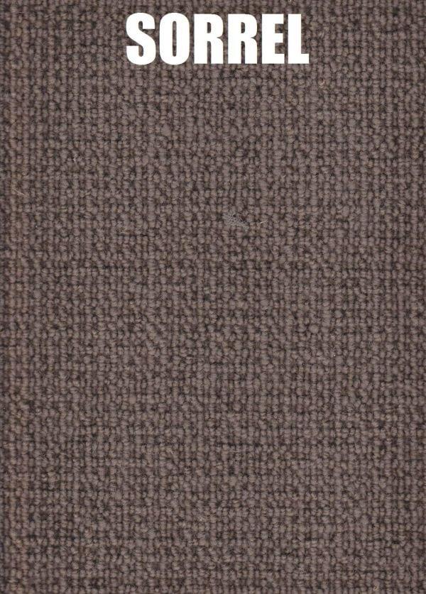 Sorrel - Marocain Drysdale Wool Carpet
