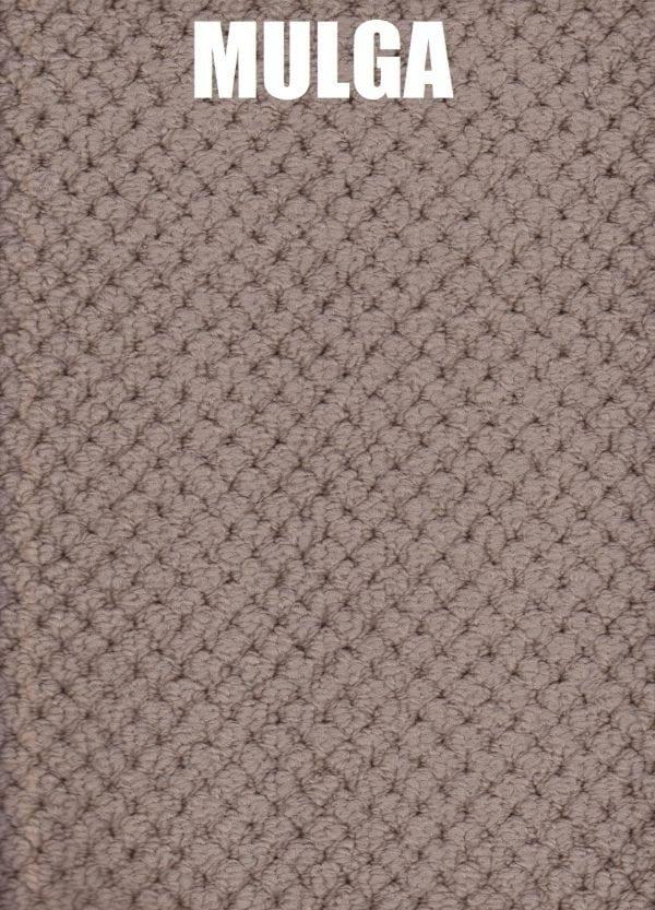 Mulga carpet texture