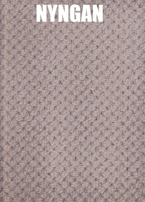 Nyngan carpet texturet