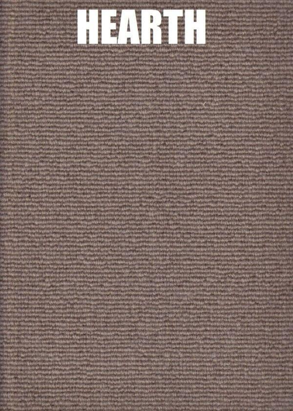 Hearth - Pique Drysdale Wool Carpet