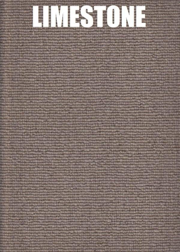 Limestone - Pique Drysdale Wool Carpet