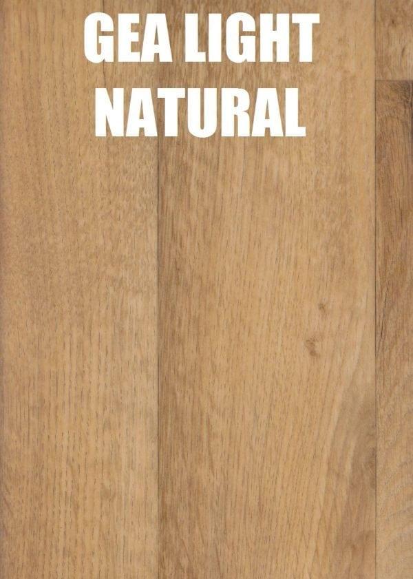 gea light natural timber look vinyl