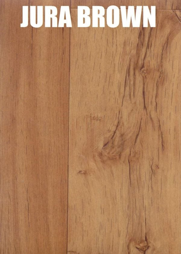 jura brown timber look vinyl