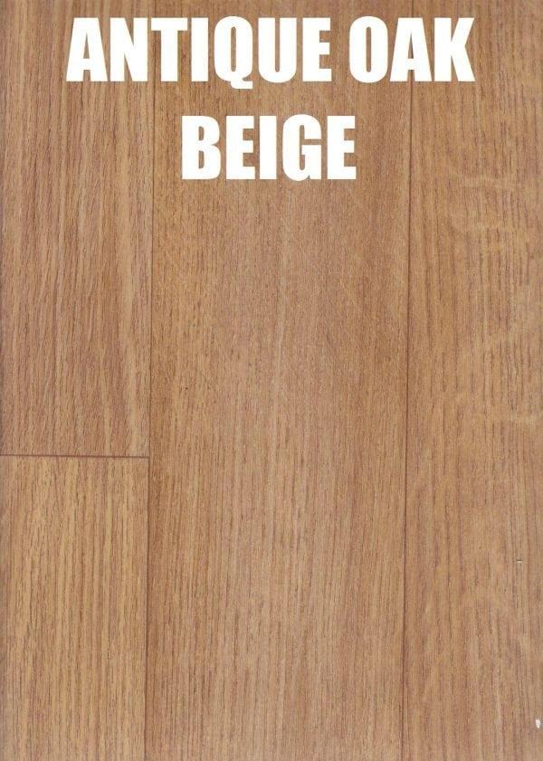 antique oak beige timber look vinyl