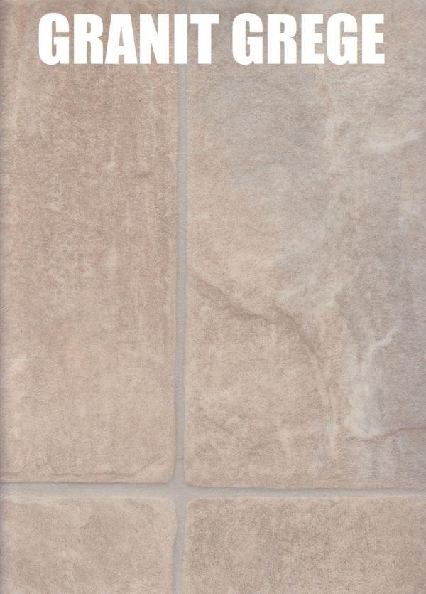 granit grege tile look vinyl