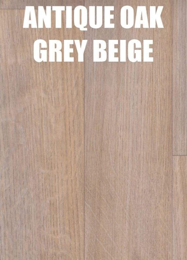 antique oak grey beige timber look vinyl