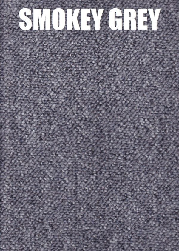 smokeygrey - encounter polypropylene carpet