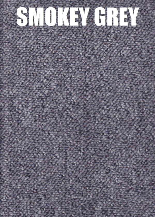 smokeygrey - encounter polypropylene carpet