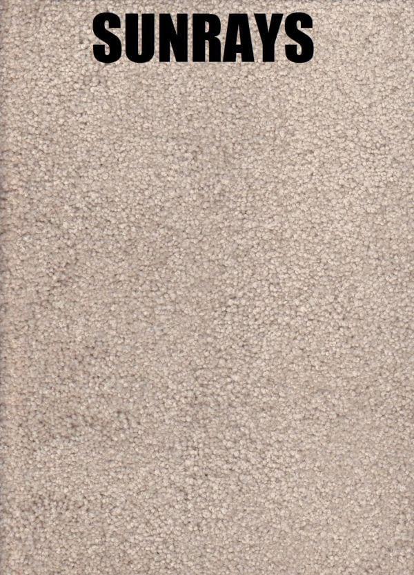 Sunrays - Roysdale Solution Dyed Nylon Carpet