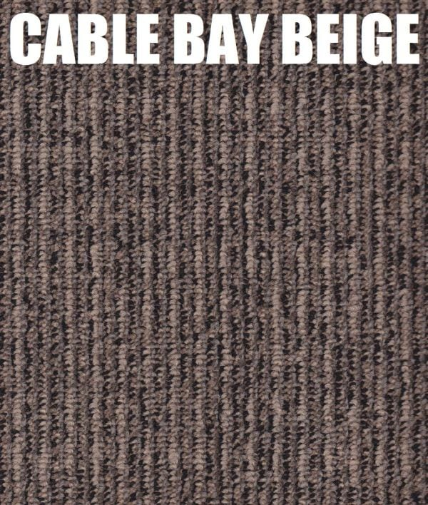 cable bay beige carpet tile pro