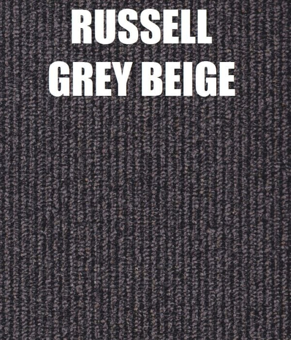 russell grey beige carpet tile pro