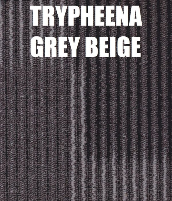 trypheena grey beige carpet tile pro
