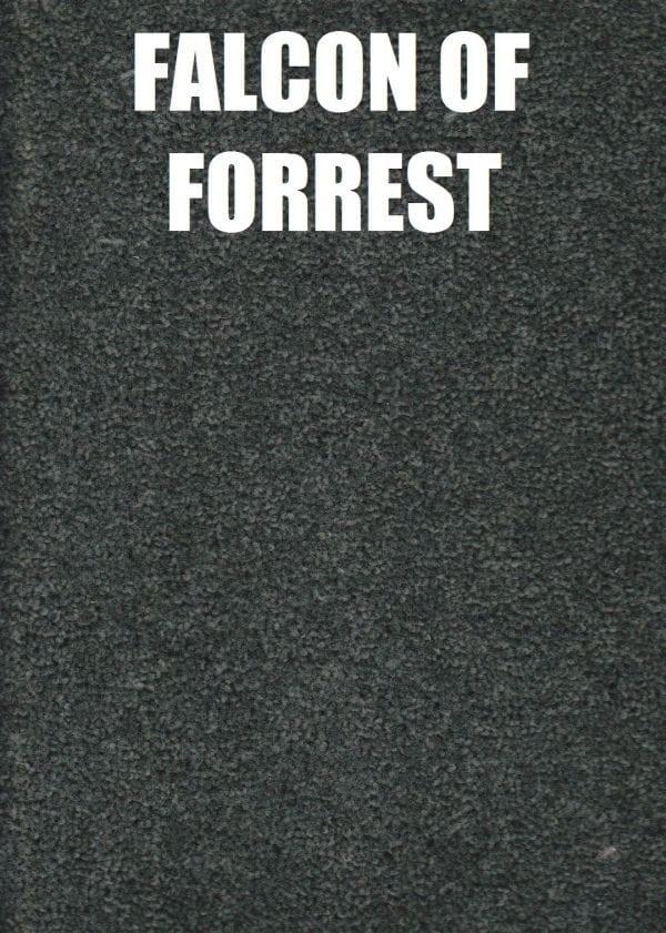 Falcon of Forest Tudor Twist Supreme Carpet texture