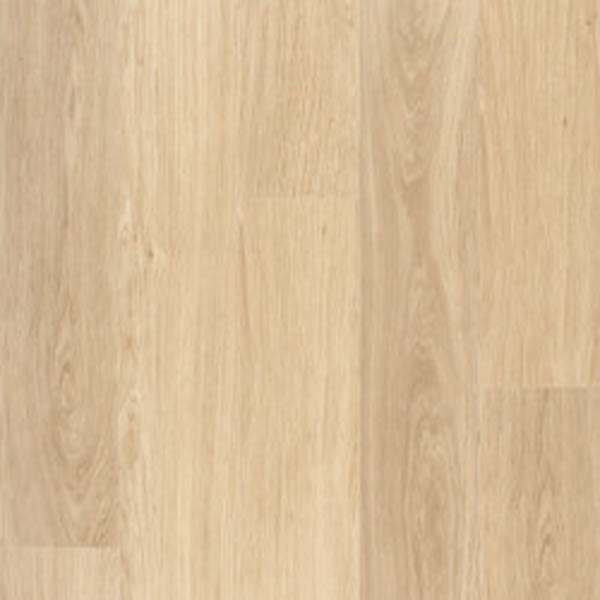 Classic oak white varnished clix laminate