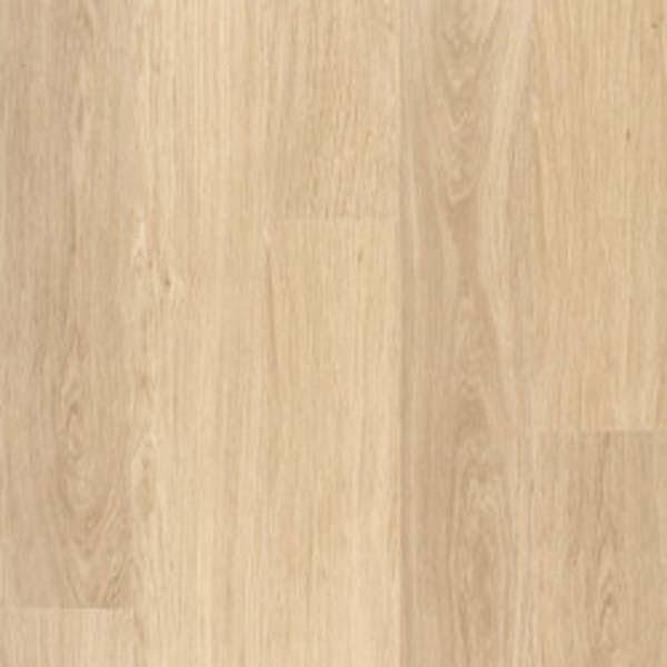 Classic oak white varnished clix laminate