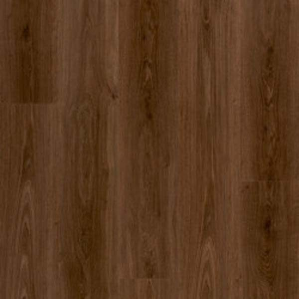Rustic oak dark brown clix laminate