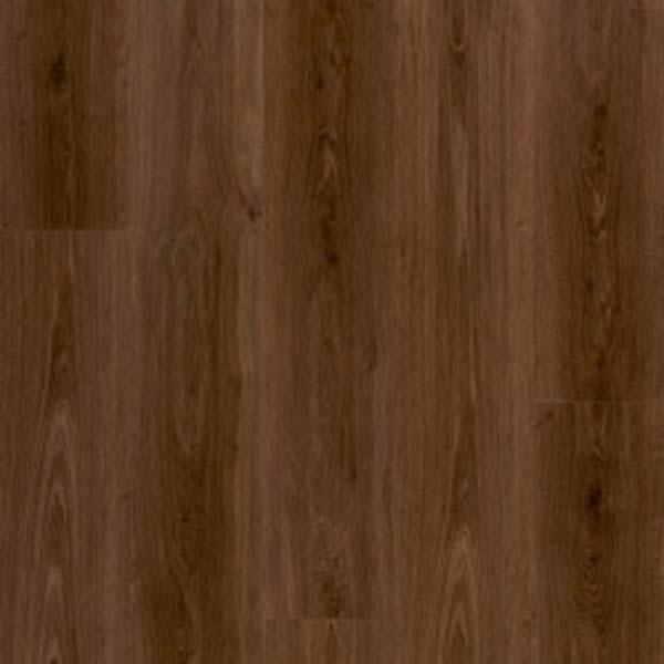 Rustic oak dark brown clix laminate