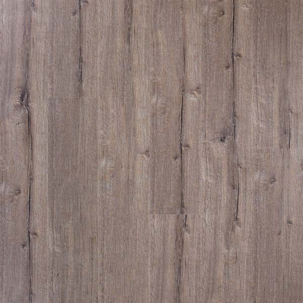 Old oak dark grey brushed clix laminate